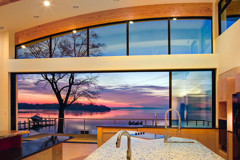 Contemporary Project -  Severna Park, MD a