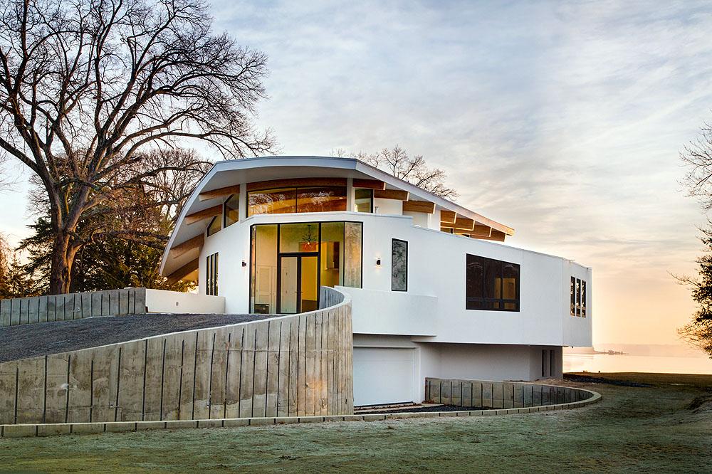 Contemporary Project -  Severna Park, MD f